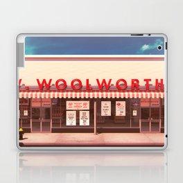 F.W. Woolworth Laptop & iPad Skin