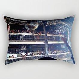 Deadmau5 - Terminal 5 NYC Rectangular Pillow