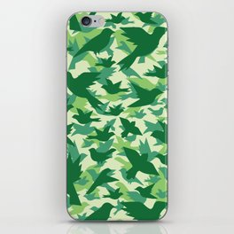 Bird Camouflage 10 iPhone Skin