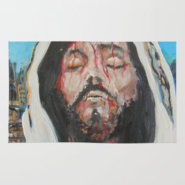 Christ Messiah Rug