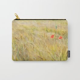 Two lonely poppies Carry-All Pouch