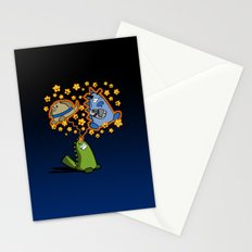 Candy the Magic Dinosaur Stationery Cards