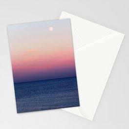 Indigo Horizon Stationery Cards