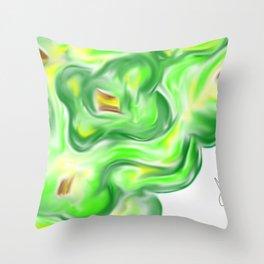 Arbol 010 Throw Pillow