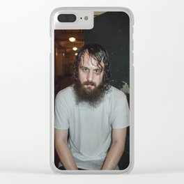 Hippie Sabotage // Backstage LA Clear iPhone Case