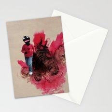 Run away Stationery Cards