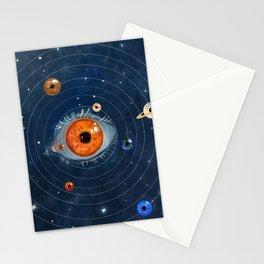 Galactic Eyes Stationery Cards