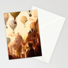 Voyage to the Unkown Stationery Cards