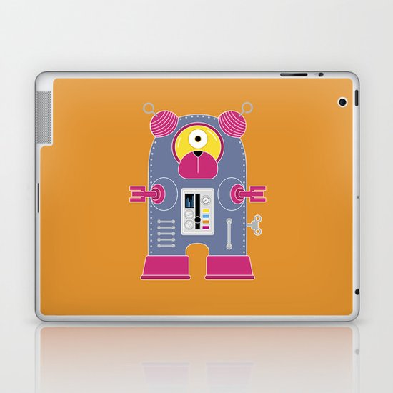 Robot Sy-Klop Laptop & iPad Skin