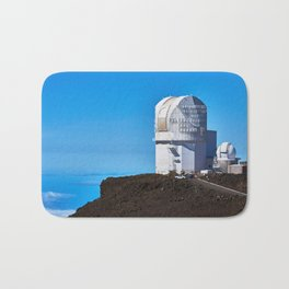 Haleakala Observatory Bath Mat
