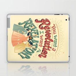 Revelation Laptop & iPad Skin