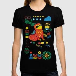 Scandinavian Sloths T-shirt
