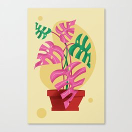 Plant Love Canvas Print