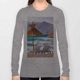 Wave Sea Long Sleeve T-shirt
