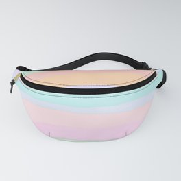 Pastel Rainbow - Unicorn Colors Fanny Pack