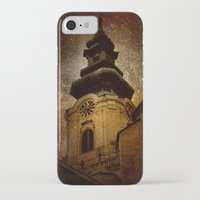 dark tower iPhone & iPod Cases featuring The tower by Digital Dreams