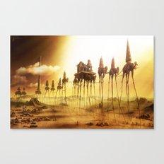 -Caravan Dali- Canvas Print