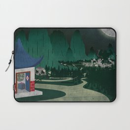 Four of Seven Laptop Sleeve