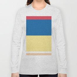 COLOR ME SNOWWHITE Long Sleeve T-shirt