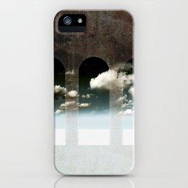 Window To Heaven Textured iPhone Case
