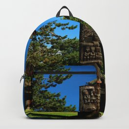 Beacon Hill Park Totem Backpack