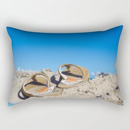 sandy Rectangular Pillow