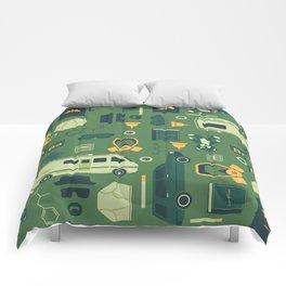 Breaking Bad Comforters