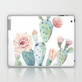 Cactus 2  White #society6 #buyart Laptop & iPad Skin