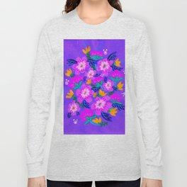 Nantucket Blooms Long Sleeve T-shirt