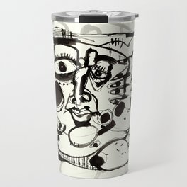 Afternoon Relaxation Travel Mug