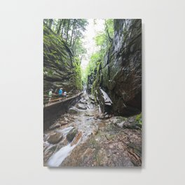 Flume Gorge New Hampshire 2 Metal Print