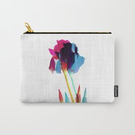 Glitches Iris Carry-All Pouch