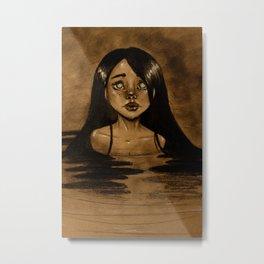 Water Terrors  Metal Print
