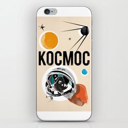 Kocmoc/Laika iPhone Skin