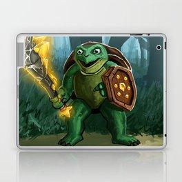 Turtle Paladin Laptop & iPad Skin