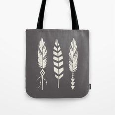 Gypsy Feathers Tote Bag