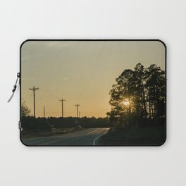 Countryside Sunset Laptop Sleeve