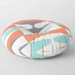 Zaha Retro Juice Floor Pillow