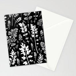 plenty of plants in the dark Stationery Cards