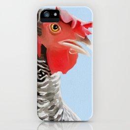 Henny Hen iPhone Case