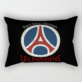 Les Parisiens Rectangular Pillow