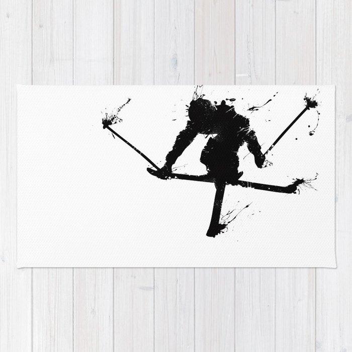 Ski jumper Rug