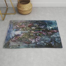 Waterfall of Wishes Rug