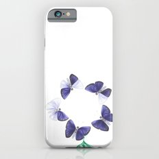 Papilio angelus (circle version) Slim Case iPhone 6s