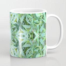 Mary Jane Mandala 2 (green) Coffee Mug