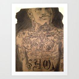 Show Me Art Print