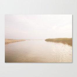 Coastal Opposites Canvas Print