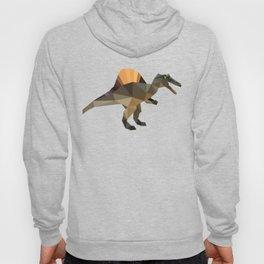 Dino Low Poly Hoody