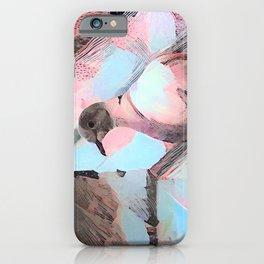 Morning Softly Creeping iPhone Case