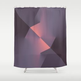 The Sort Of Thing To Expect When You're Not Expecting Shower Curtain